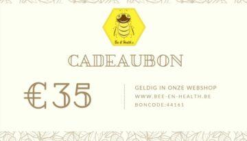 Cadeaubon Bee&Health